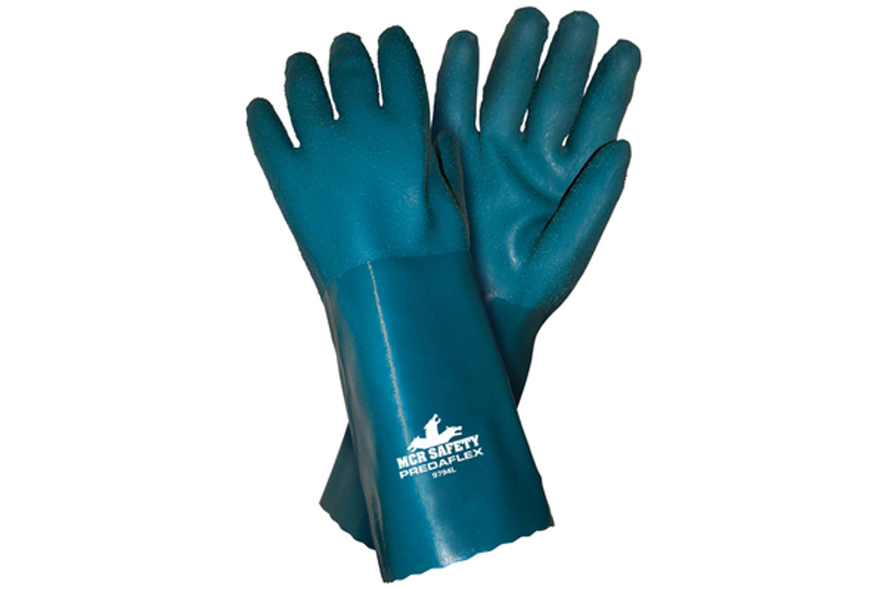 PredaFlex coated nitrile glove