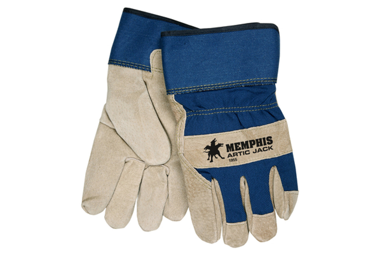 Artic Jack Premium Pigskin Winter Glove