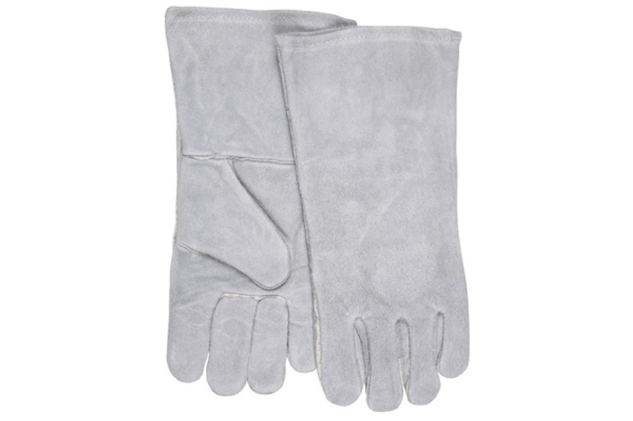 B-grade welding gloves