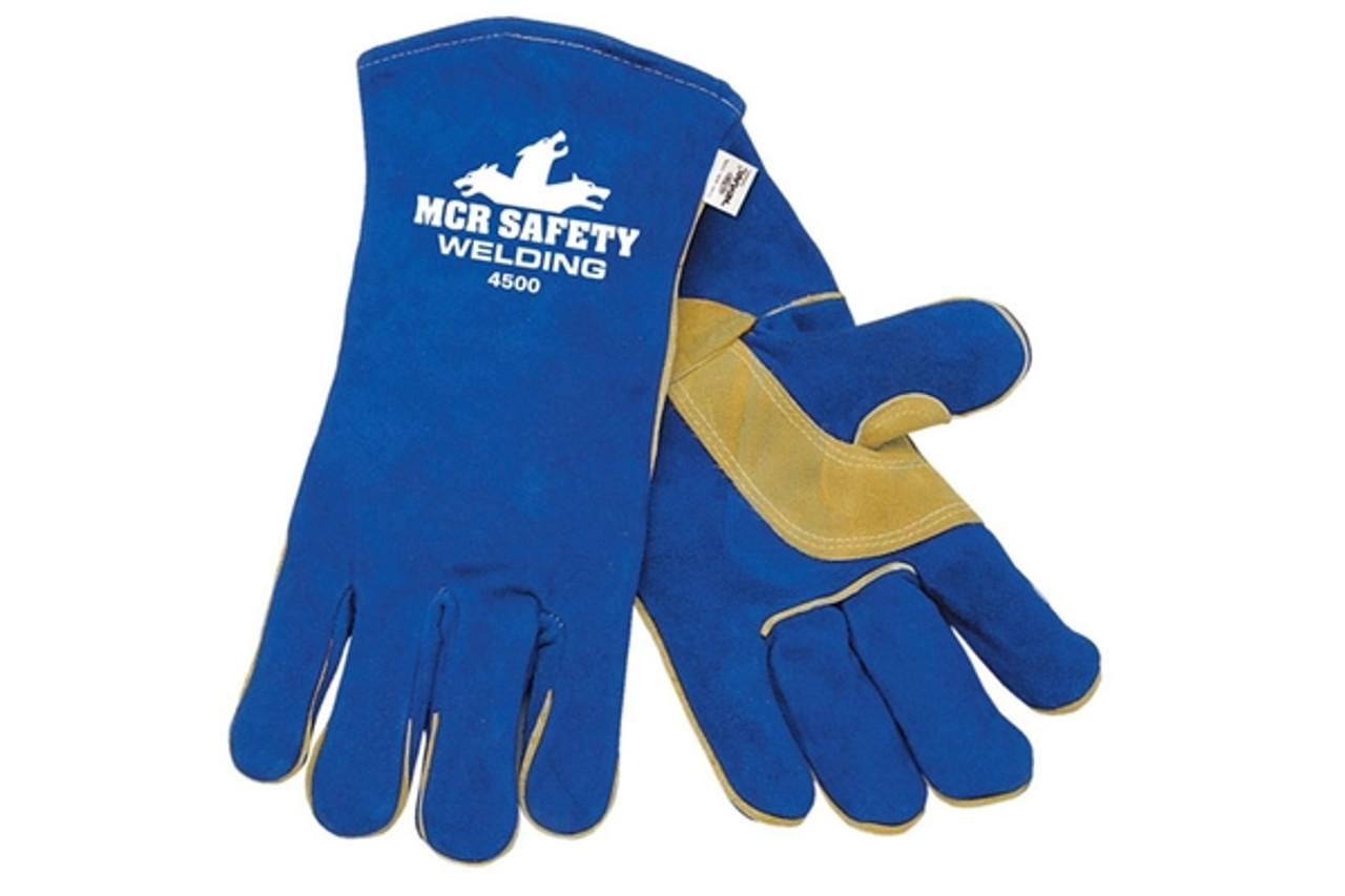 Shoulder welder glove
