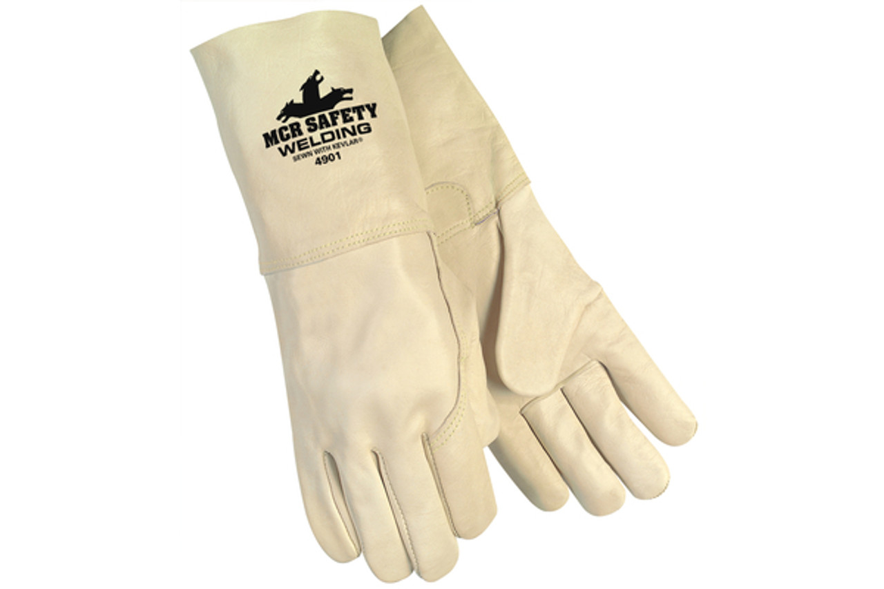 Welding Glove with fleeced lined palm