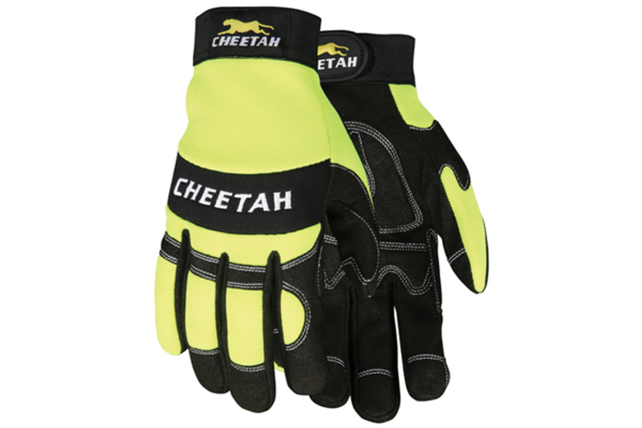 Cheetah multi task airport safety glove