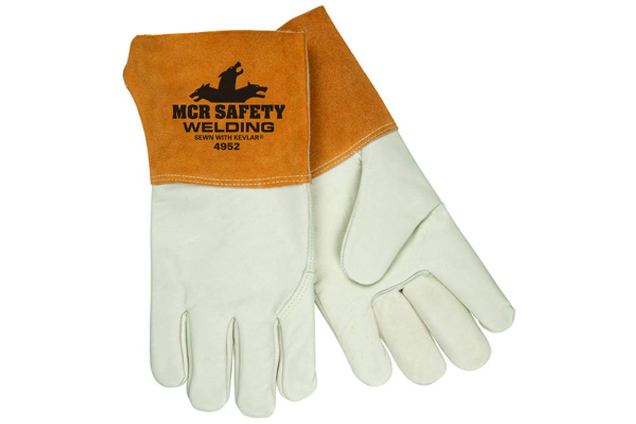Grain Cow Welding Glove