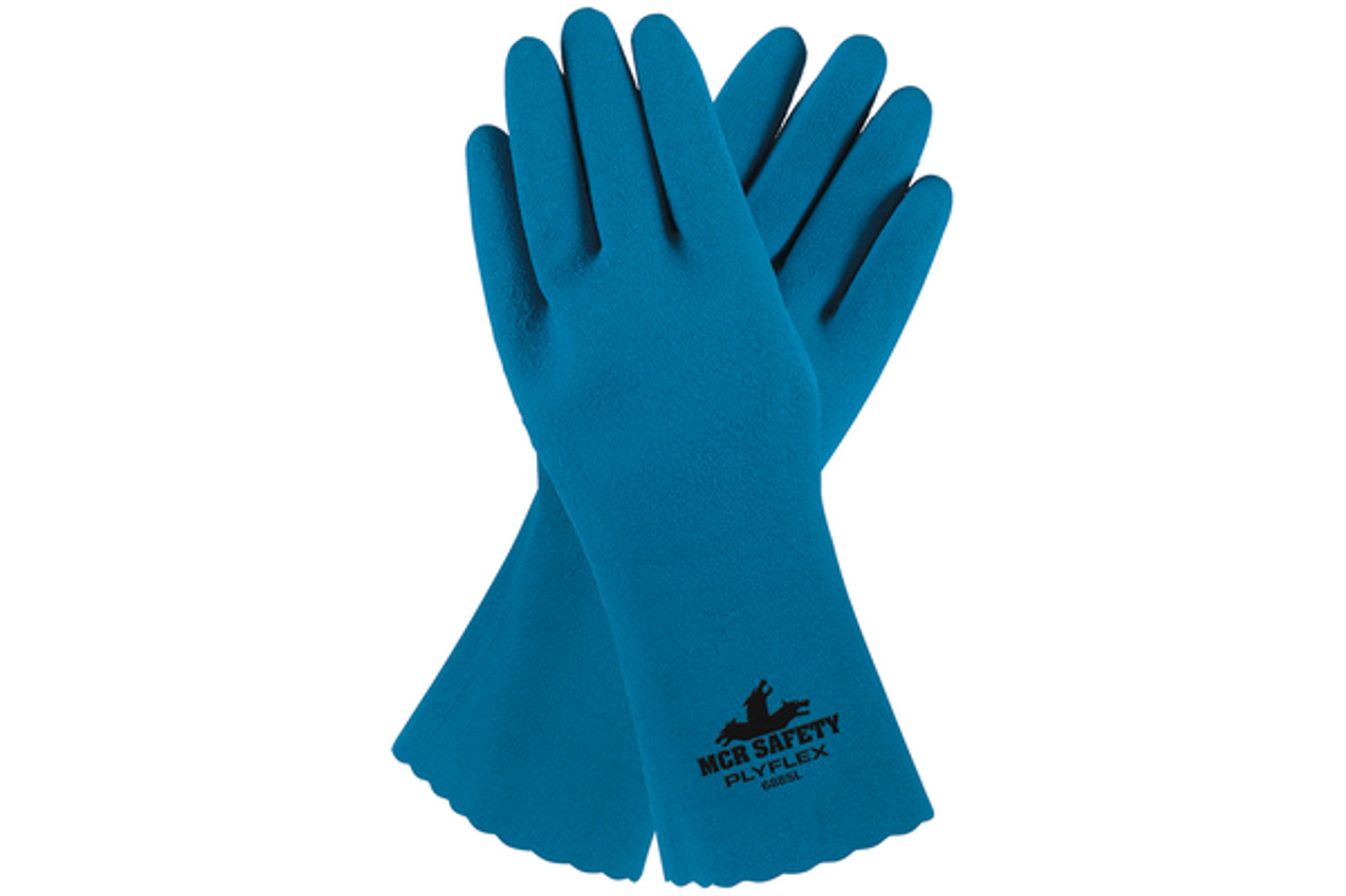 PlyFlex light latex glove
