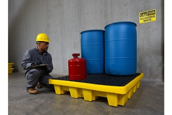Spill Containment & Stormwater Management