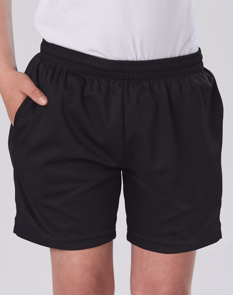 SS01K - Kids Sport Shorts