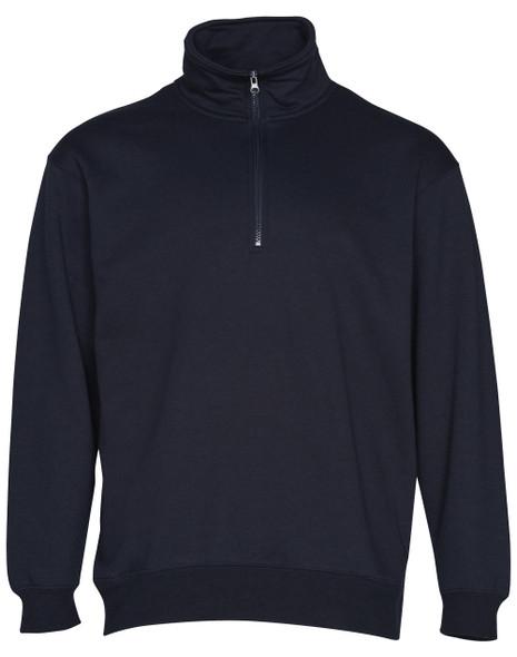 FL02 - Mens Falcon 1/2 Zip Fleece Sweat Top