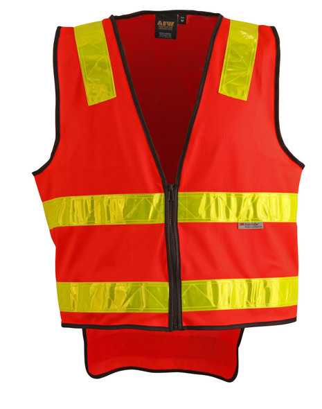 SW10A - VIC Road Style Safety Vest