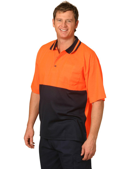 SW12 - TrueDry Short Sleeve Safety Polo
