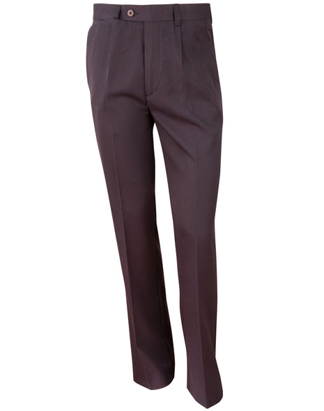 WP01S - Mens Permanent Press Pants - Stout