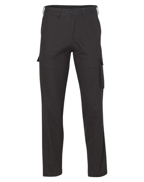 WP07 - Mens Heavy Cotton Pre-Shrunk Drill Pants - Regular Size