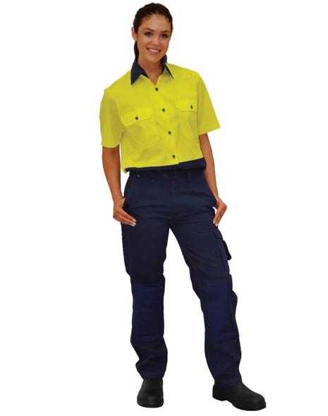 WP10 - Ladies Cordura Durable Work Pants