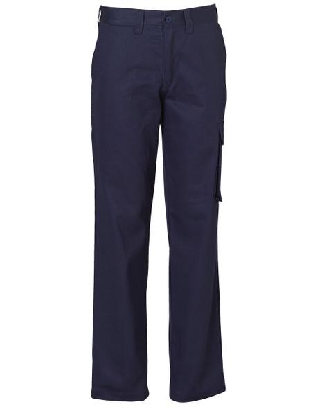 WP15 - Ladies Heavy Cotton Drill Cargo Pants