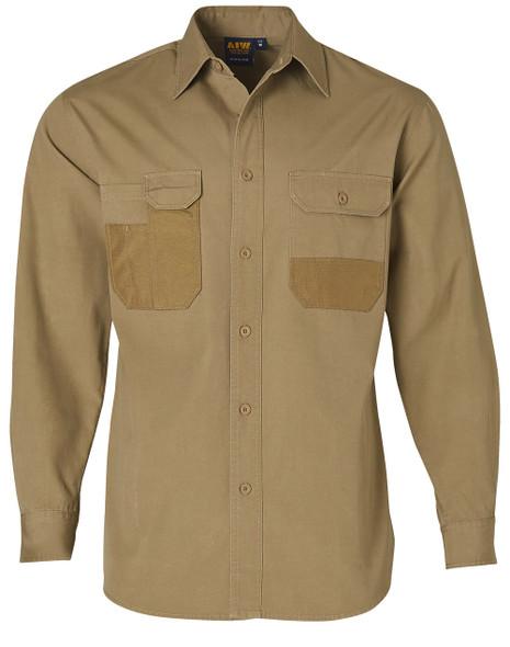 WT06 - Durable Short Sleeve Work Shirt