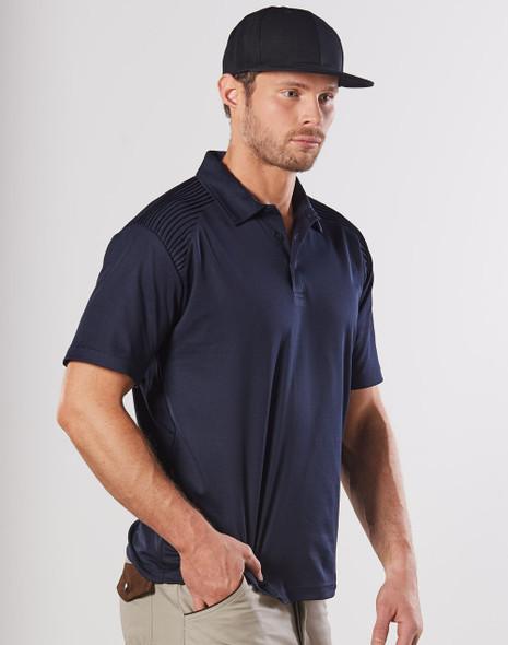 PS209 - Unisex Short Sleeve TrueDry Polo