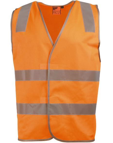 SW43 - Safety Vest with Shoulder Tape