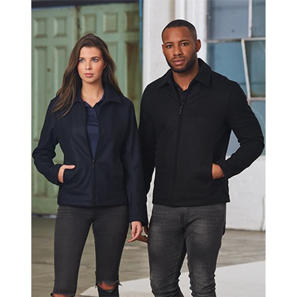 JK13 FLINDERS Wool Blend Corporate Jacket Mens - Winning Spirit
