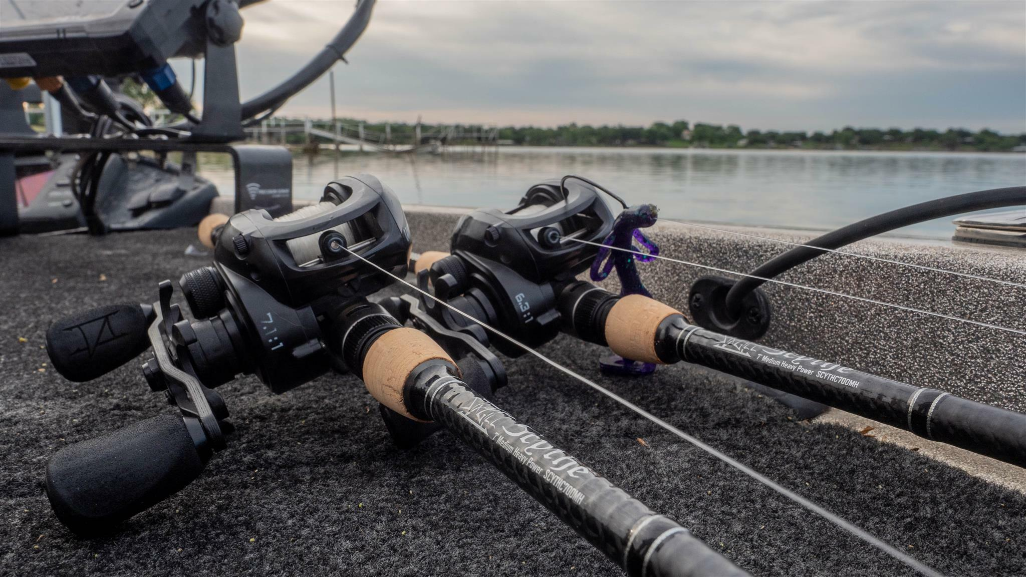 Fishing with our favorite gear
