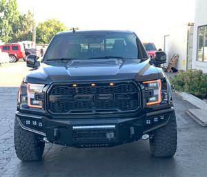 Ford Raptor 2017-2020