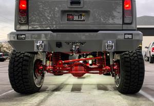 "Clevis Mounts  Trailer Plug 4"" E-Series by Rigid Industries  (option)"