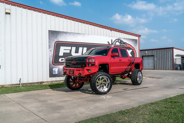 Chevy 1500 Front 2014-2019