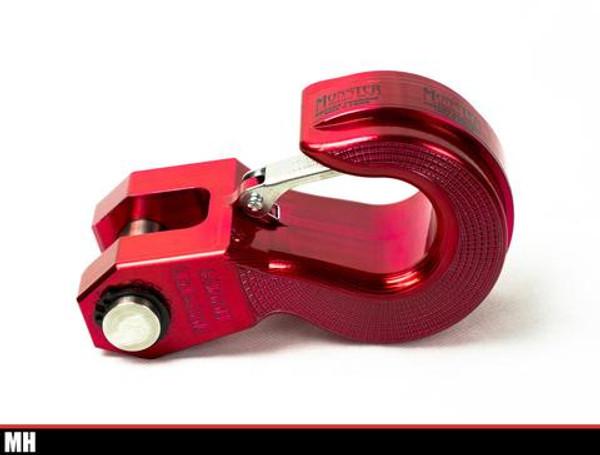 Monster Swivel Hook - Candy Red