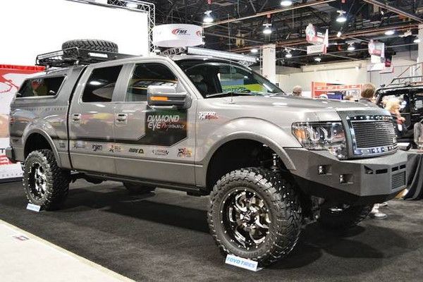 Base Bumper Clevis Mounts Rigid Industries Dually Lights  Eco Boost Air Vent