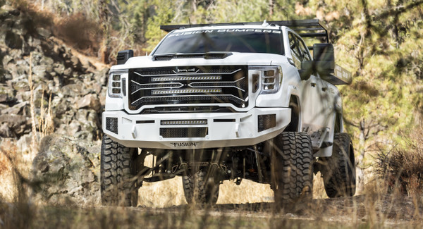 2020 GMC HD  Gladiator Edition Royalty Core Grille