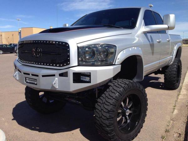 Dodge Front 2006-2009