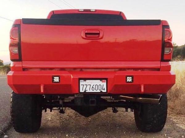 GM HD Rear 2000-2007