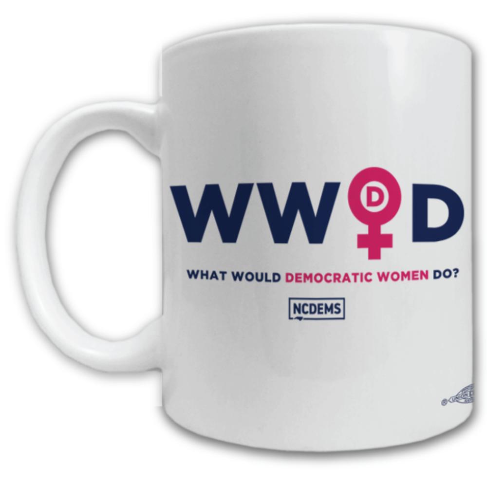 What Would Democratic Women Do (11oz. Coffee Mug)