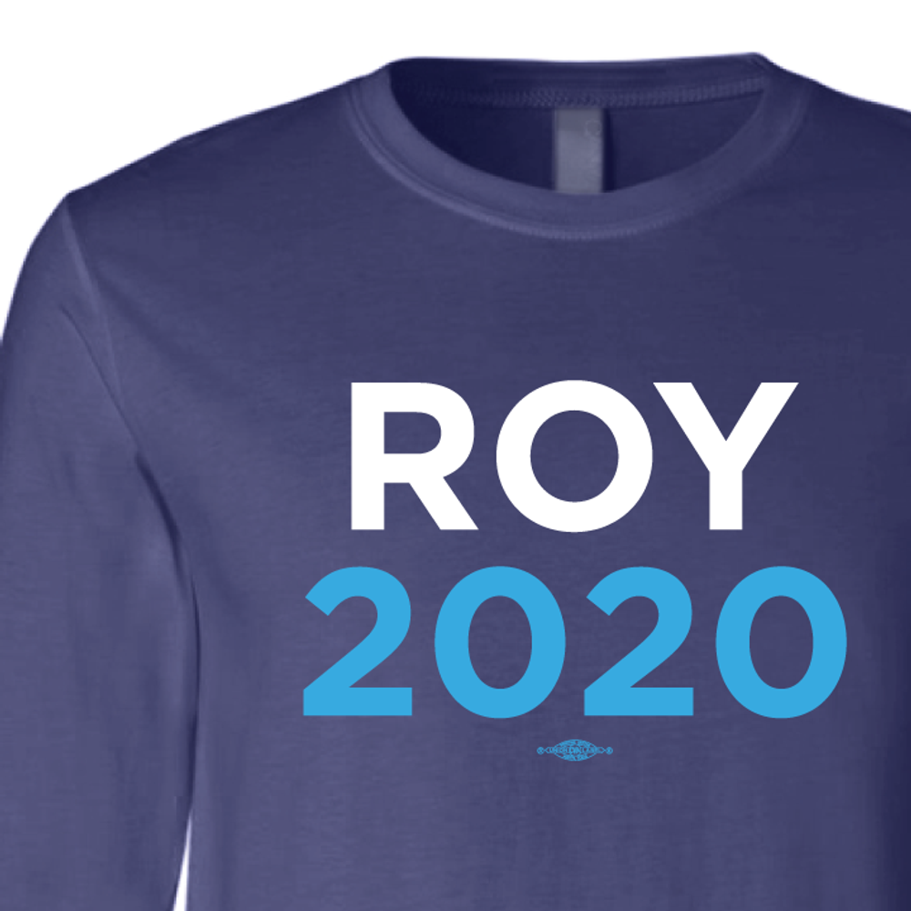 Roy 2020 ( Navy Long-Sleeve Tee)