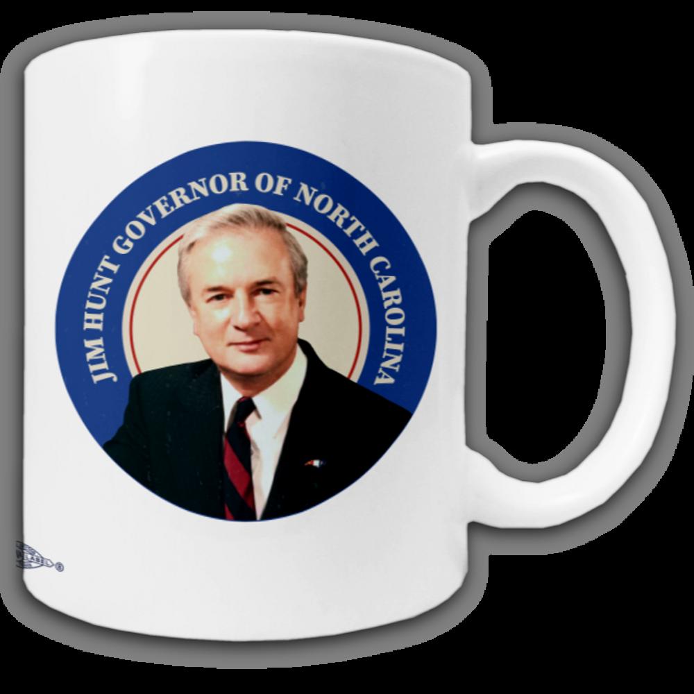 Jim Hunt Throwback (11oz. Coffee Mug)