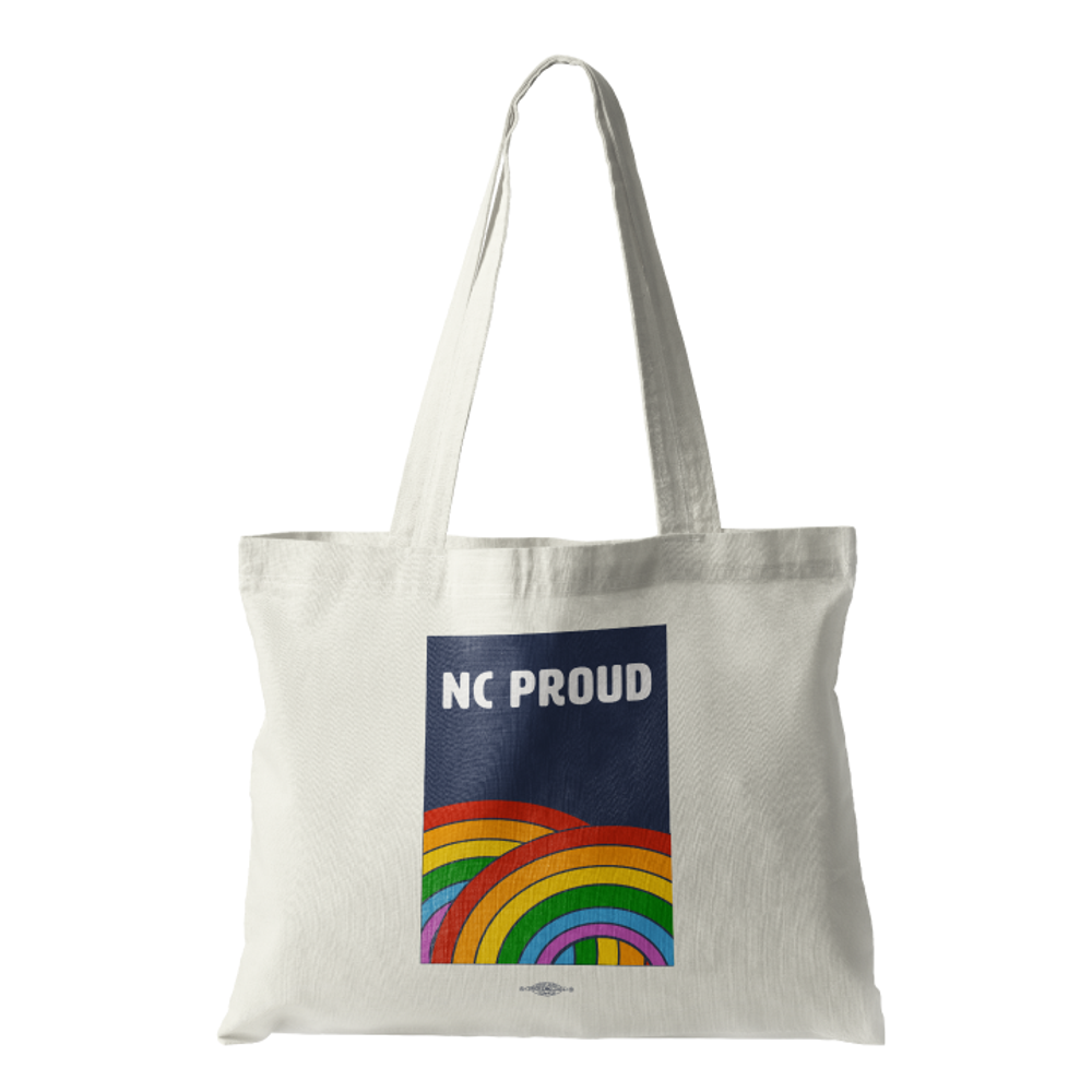 NC Proud (Natural Canvas Tote)
