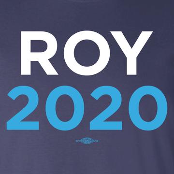 Roy 2020 (Navy Tee)