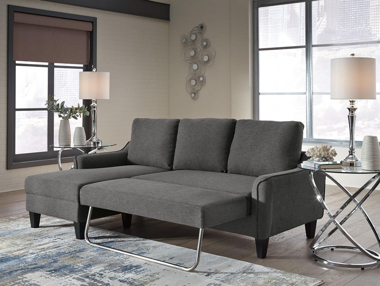 Tremendous Jarreau Gray Queen Sofa Sleeper Creativecarmelina Interior Chair Design Creativecarmelinacom