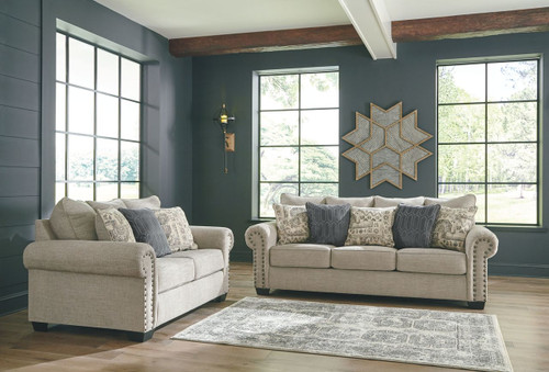 Superb The Charenton Charcoal Sofa Loveseat Available At Select Creativecarmelina Interior Chair Design Creativecarmelinacom