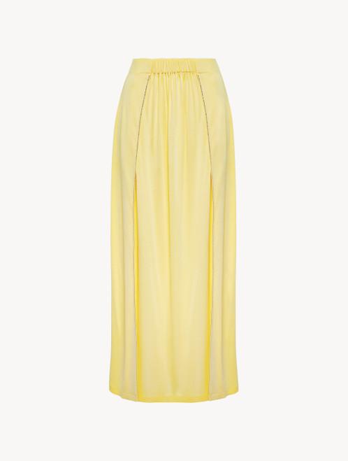 Sarong in yellow