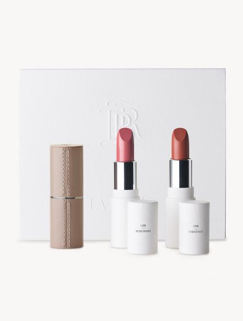 Les Nudes Beiges Lipstick Set