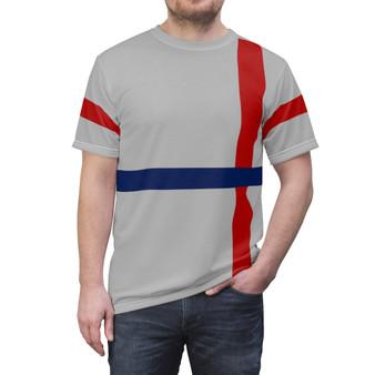 men casual custom design shirt gray front