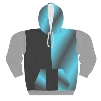 Unisex Pullover Hoodie Gary and Blue SAVE 15% Off @ Checkout