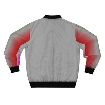 Abstract Gary Pattern Jacket --  15% Off  @ CHECKOUT