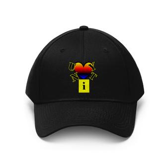 Unisex Unity Twill Hat