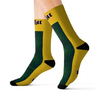 Savage Rainforest Socks