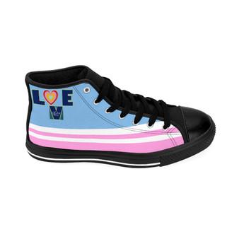 Love Women High-top Sneakers