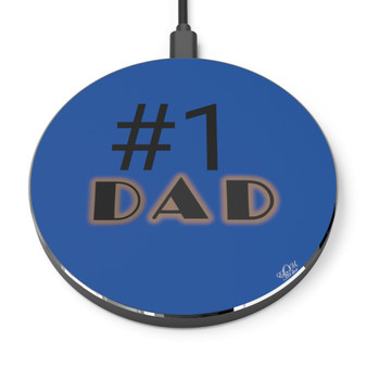 #1 Dad Wireless Charger