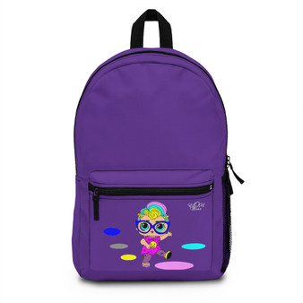 LOL Doll Walking Backpack (Made in USA)