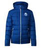 Women's Down Jacket- Royal Blue