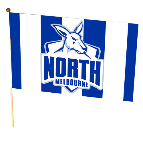 North Melbourne Medium Flag