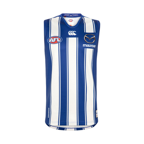 Canterbury Adult Home Guernsey - Pinstripe